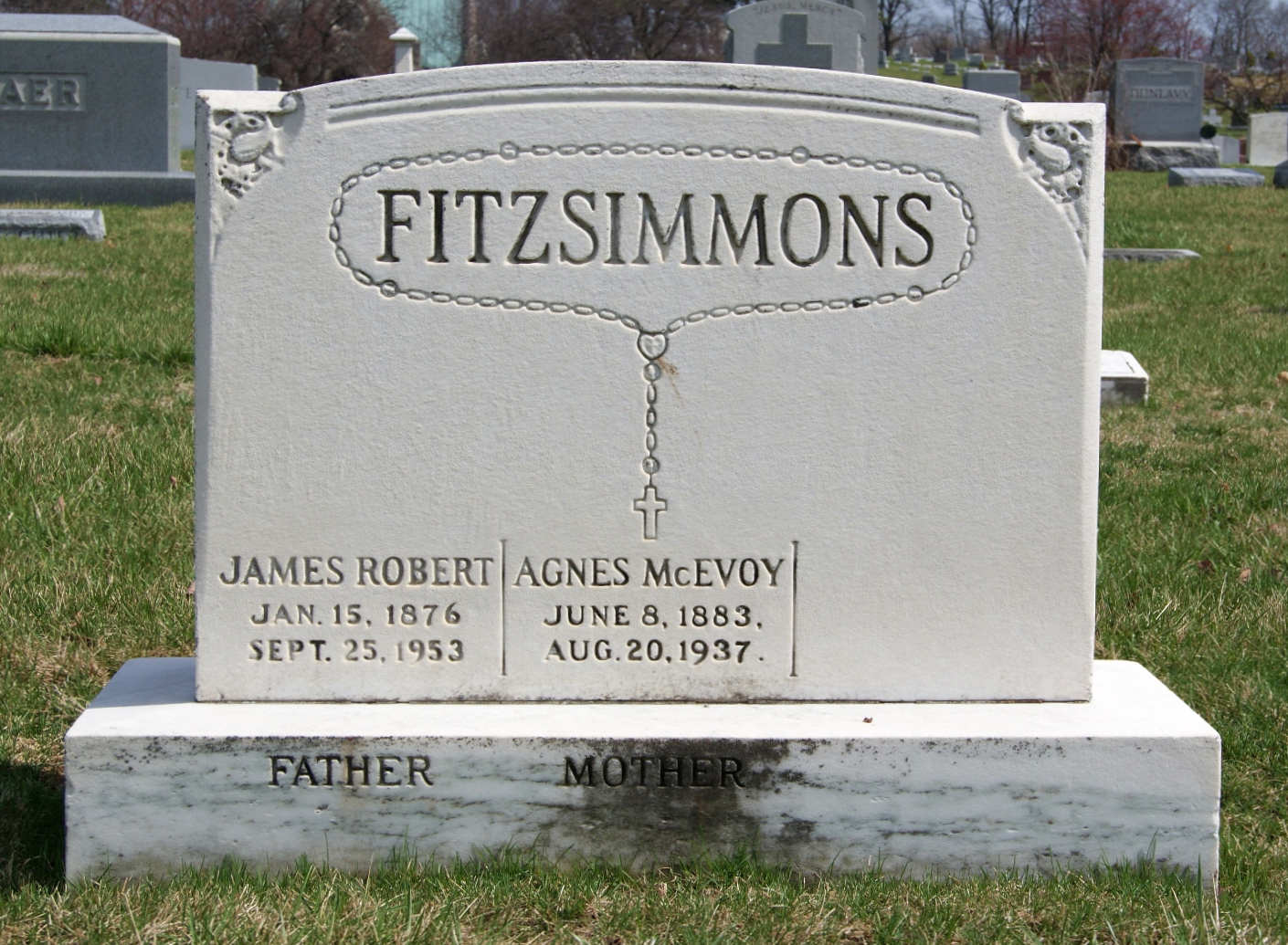 Robert James Fitzsimmons