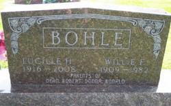 William Francis 'Willie' Bohle