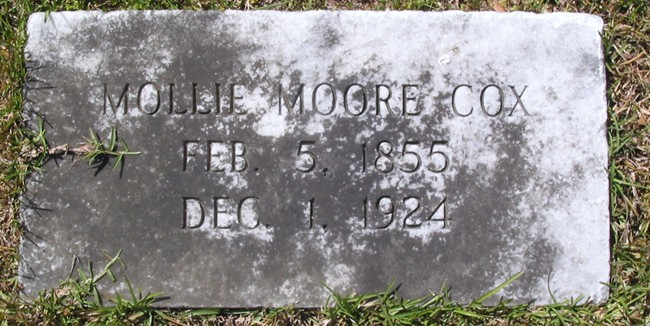 Mary A. (Mollie) Moore