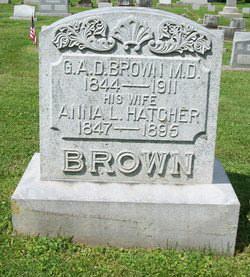 Gabriel A D Brown