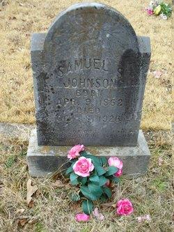 """Samuel S """"Sam"""" Johnson"""
