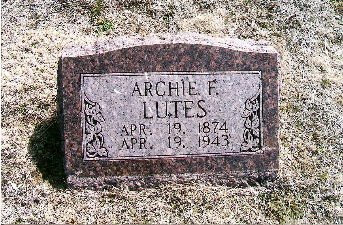 Archie Forrest Lutes