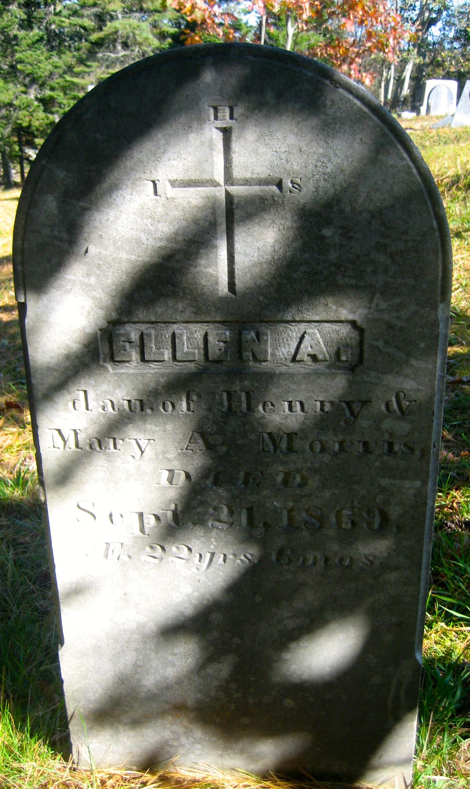 Ellen A. Morris