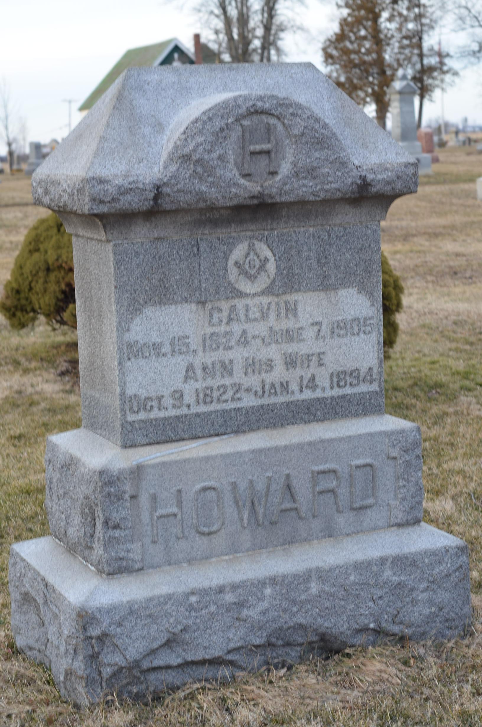 Calvin Howard