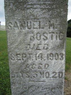 Samuel M Bostic