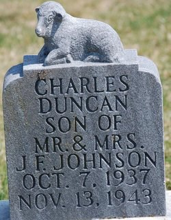 """Charles Duncan """" C D"""" Johnson"""