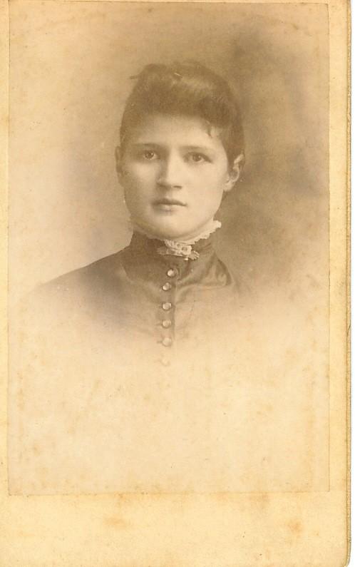 """Helena Lincoln """" Lena""""Mahone"""
