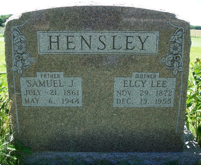Samuel Jefferson Hensley