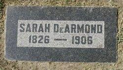 Sarah A Brown