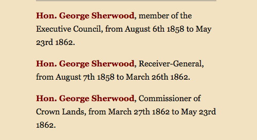 George Washington Sherwood