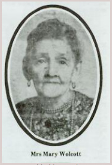 Mary Elizabeth Wood
