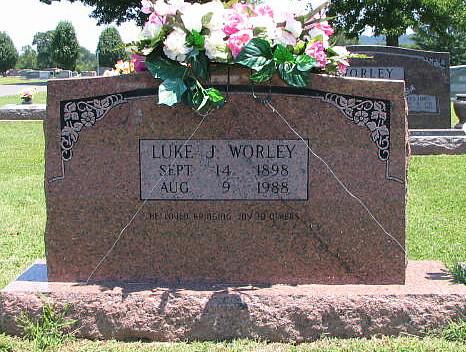 Luke John Worley