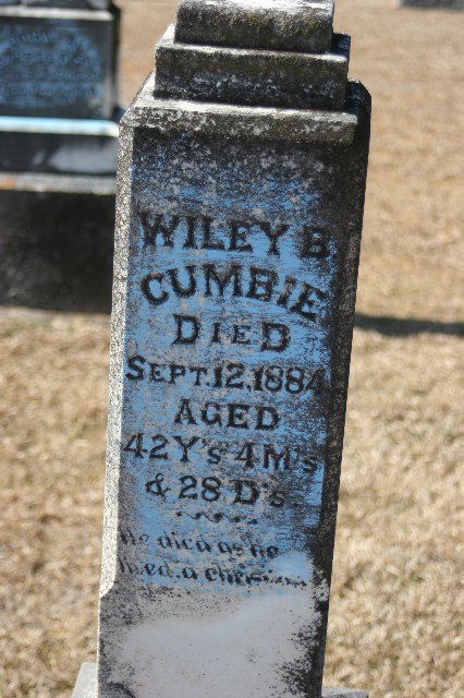 Wiley Cumbie