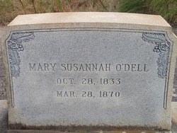 Mary Susannah Smith