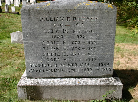 William R. Brewer
