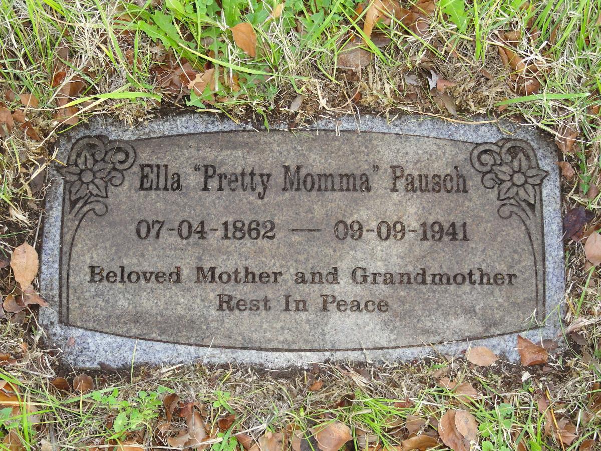 """Ellen """" Ella"""" F. Terry"""