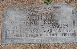 Annie May Rose