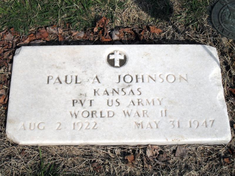Paul A. Johnson