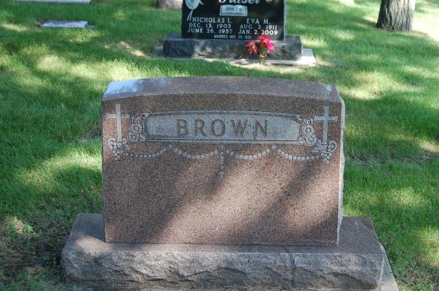 Robert Francis Brown