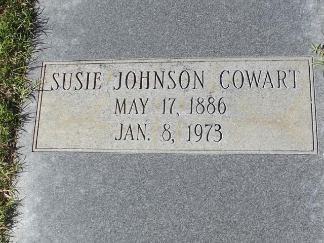 "Susan ""Susie"" A Johnson"