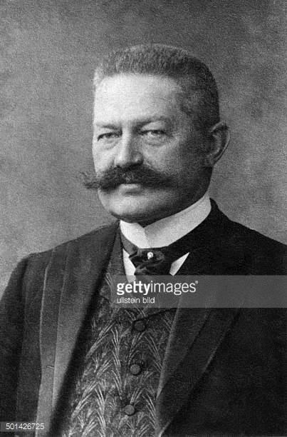 Otto Friedrich Louis traugott von Beneckendorff und von Hindenburg