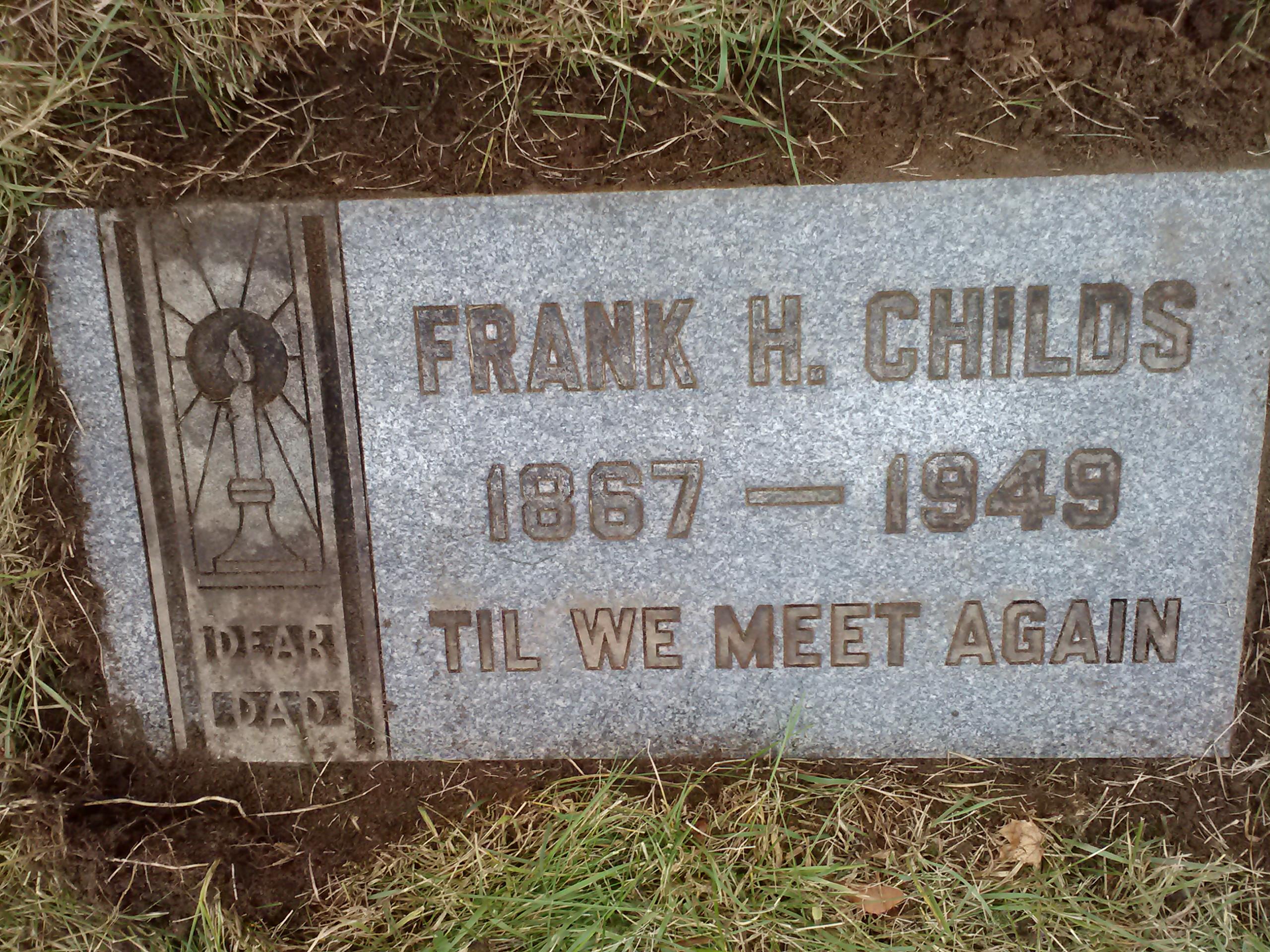 Frank H Childs