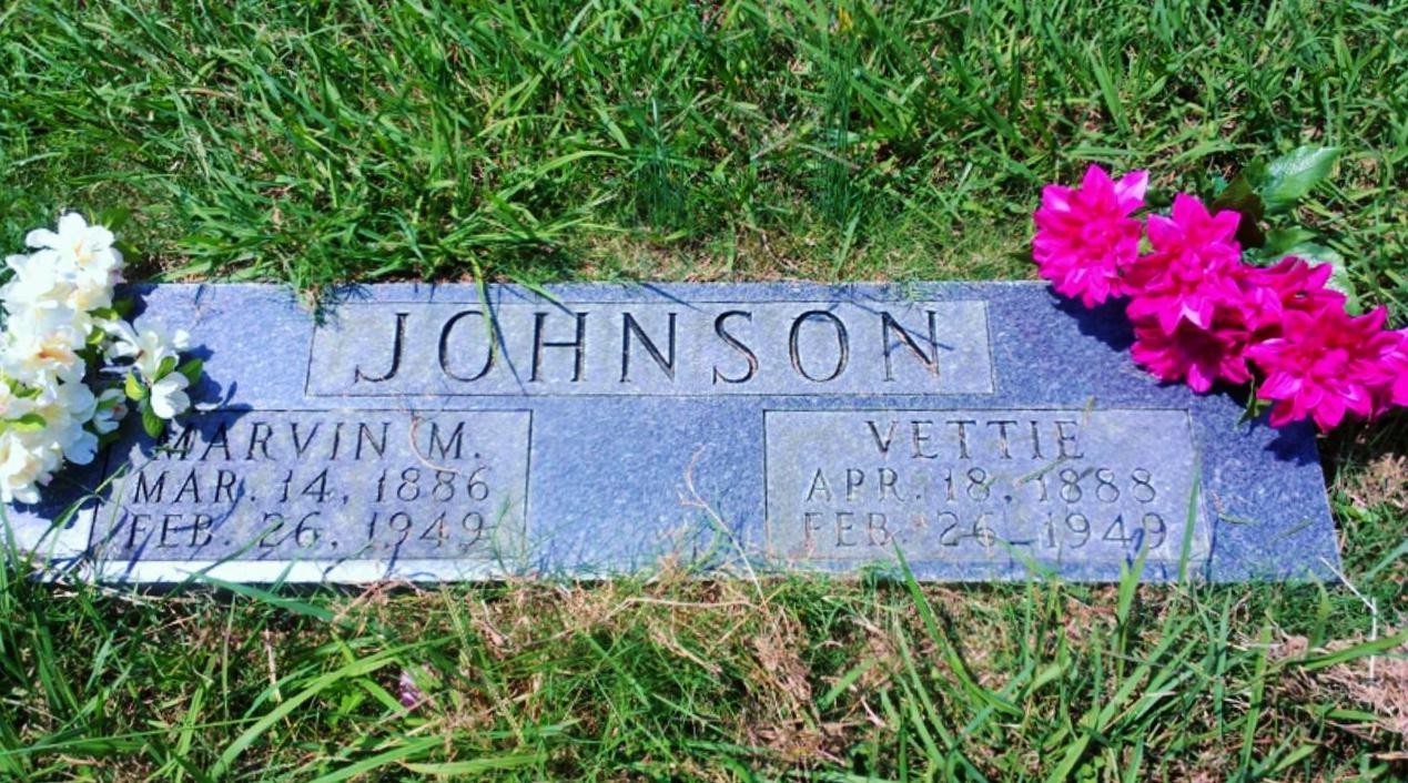 Marvin Marcus Johnson