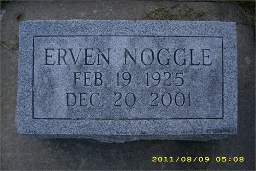 Erven Clifford Noggle