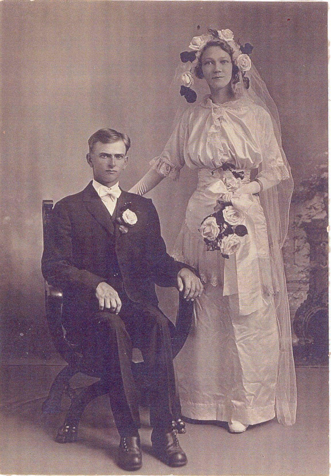 """Bertha Marie """"Ruth"""" Johnson"""