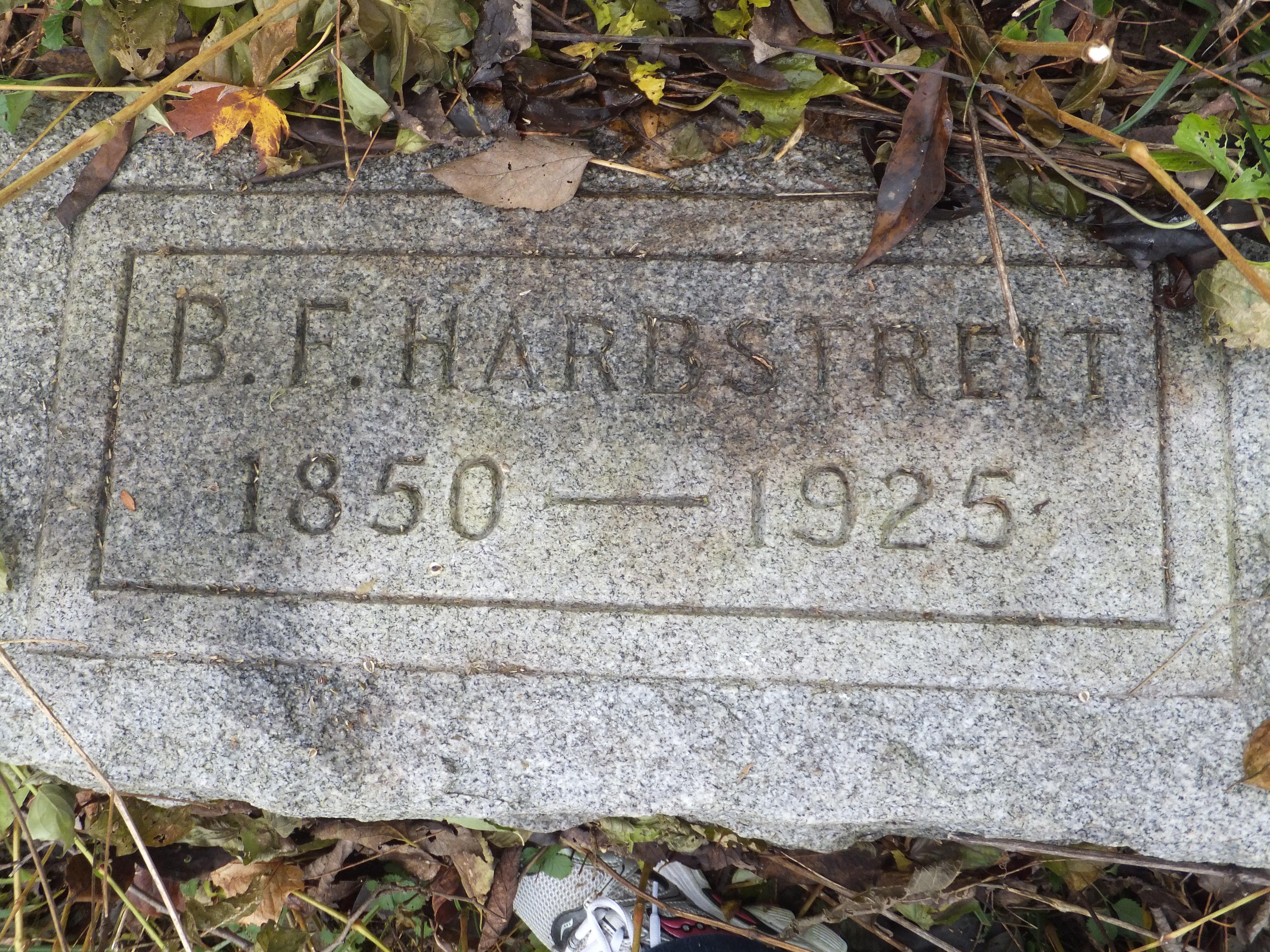 Benjamin Frank Harbstreit