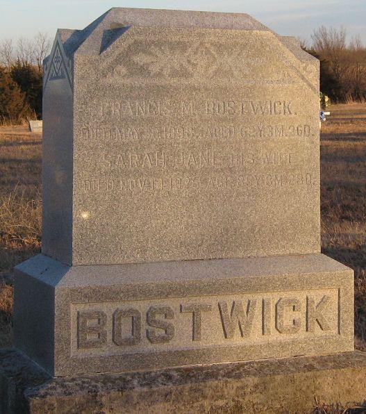 Sarah J. Bostwick