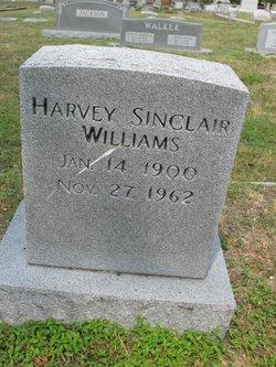 Harvey Sinclair Williams
