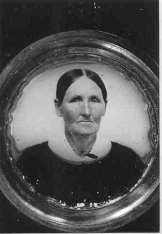Elizabeth 'Betsey' Evans