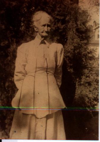 Elizabeth Ann Holmes