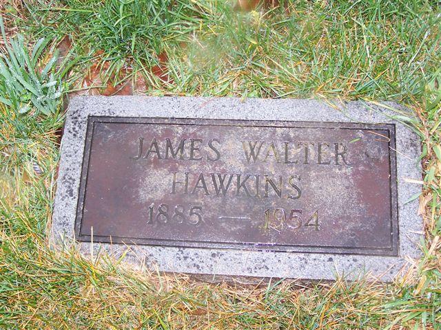 James Walter Hawkins