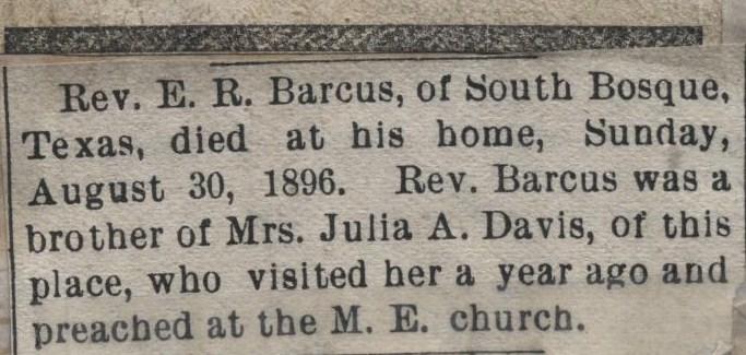 Edward Roseman Barcus