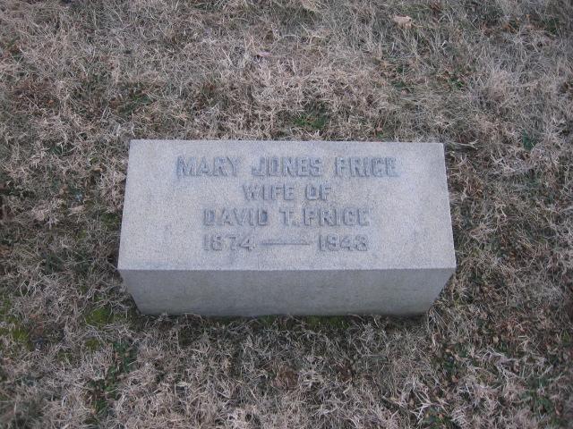 Mary Agnes Jones