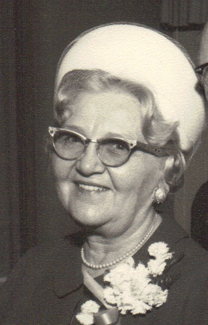 Katherine Frances Tucker