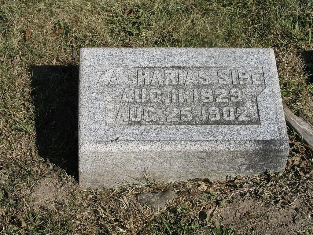 Zachariah Sipe