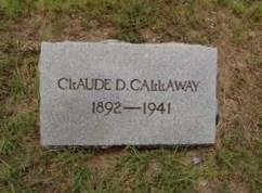Claude Callaway
