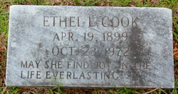 Ethel Lee Prestridge Cook