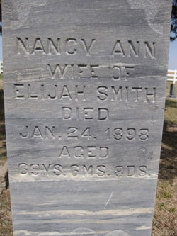 Nancy Ann Elizabeth Johnson