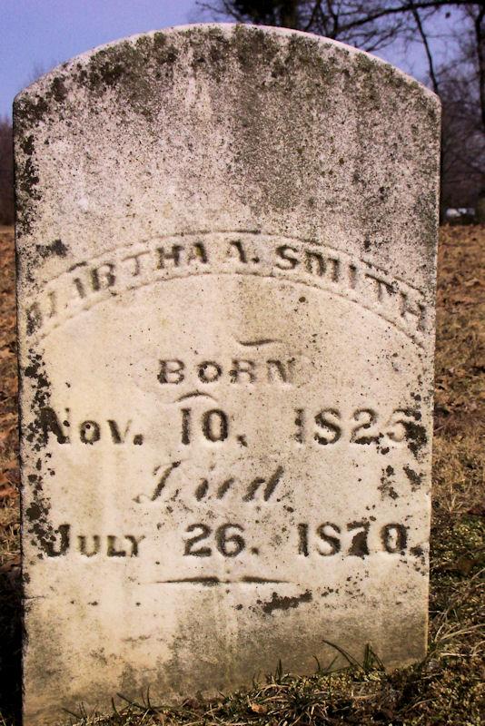 Martha A Smith