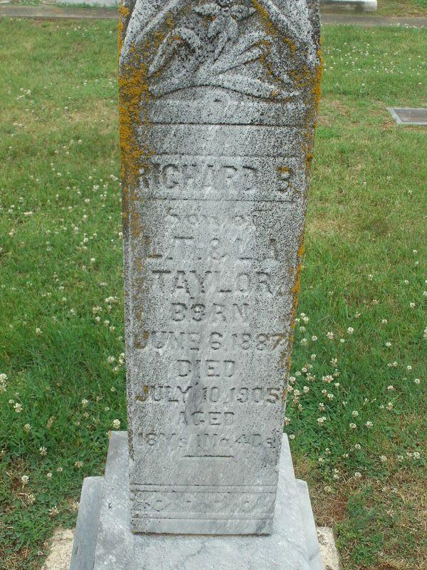 Richard B Taylor