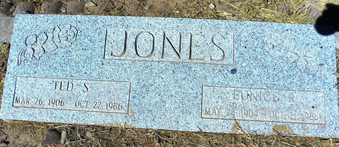 Ted Stanley Jones