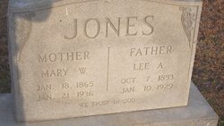 Leonidas A. Jones