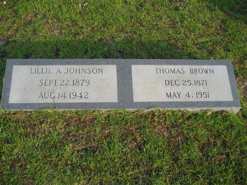 Lillie A. Johnson