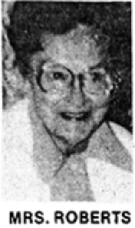 Josephine May Floyd