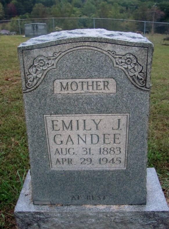 Emily Jane  (Pet) Curtis