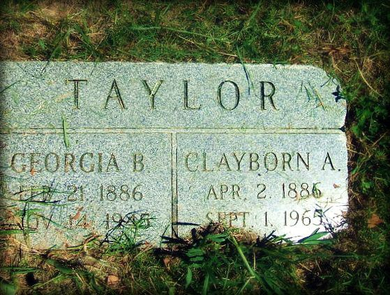 Claborn A Taylor